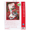 Santa's Truck Stocking de Dimension n°70-08986